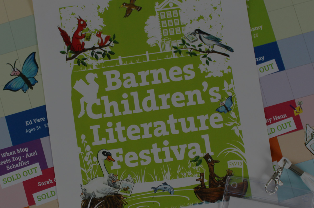 Barnes Children&#8217;s<br>Literature Festival